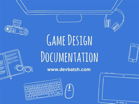 game design guide game design document step by step guide