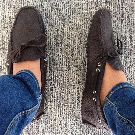 Sepatu Casual Slop Bally Mocassin Denim live from with my new shoes carshoes selfie napoli gutteridge scarpe