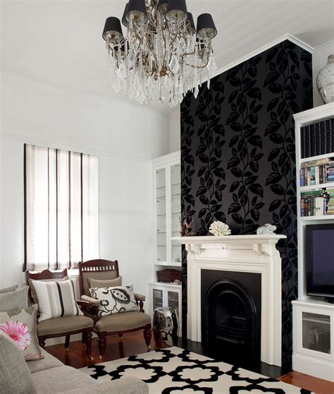 living room wallpaper feature wall living room fireplace background feature wall using wallpaper living room focal point ideas