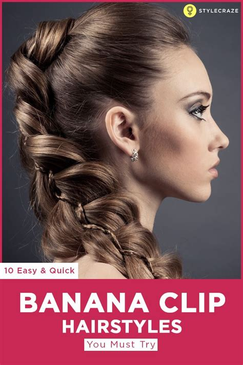 hairstyles using banana clips hairstyles using banana clips 25 best ideas about banana