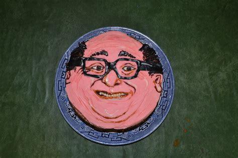 danny devito couch my friend made a danny devito cake for her friend it s