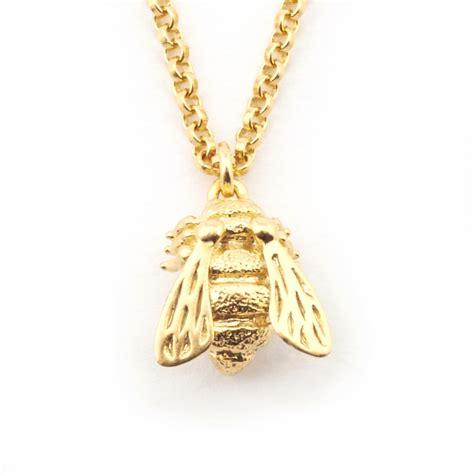baby bee pendant gold fashion jewellery