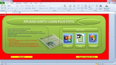 aplikasi membuat kartu nama gratis membuat aplikasi kartu di excel pdf added by request dj