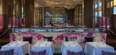 Open Table Private Dining Asiate Signature Restaurant New York Fine Dining