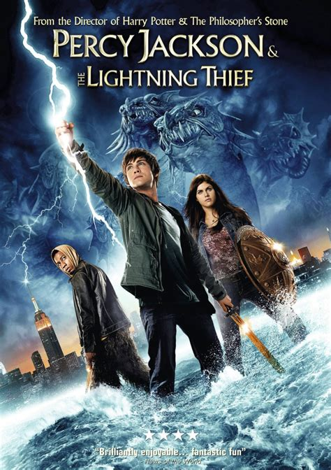 The Lighting Thief by Subtitles Percy Jackson The Olympians