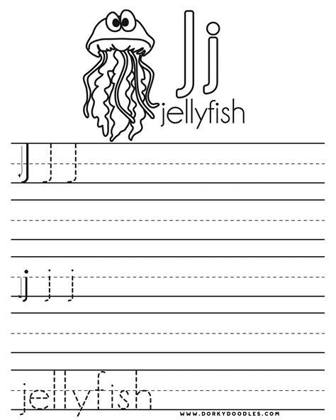 letter j phonics worksheet free printables worksheet
