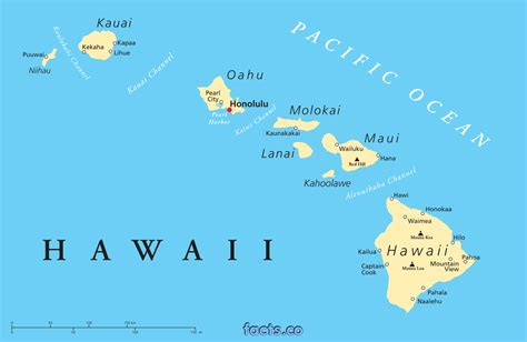 map of hawaii cool facts about hawaii royal vegas casino