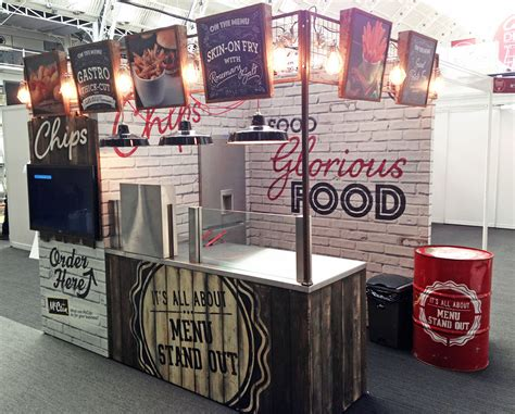 food stand great exle of food stand design search food stand