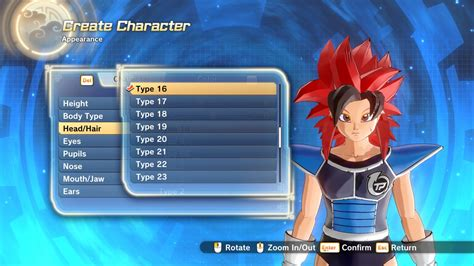 hairstyles xenoverse mod hypersonic2310 s second hair pack xenoverse mods