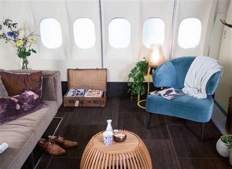 soggiornare in un soggiornare in un appartamento dentro un aereo la