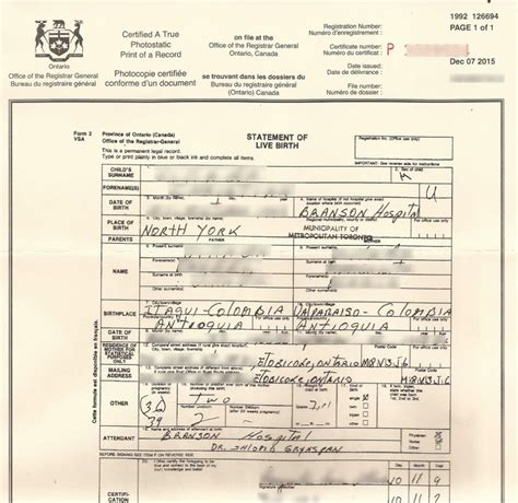 canadian full birth certificate 100 canadian consular services in mexico economic impact