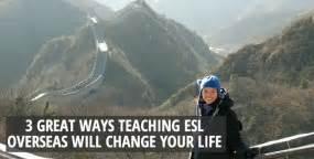 3 ways teaching esl overseas will change your
