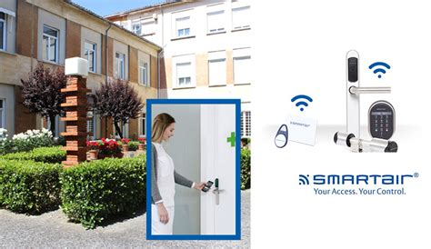 assa abloy smartair secures plona care home security