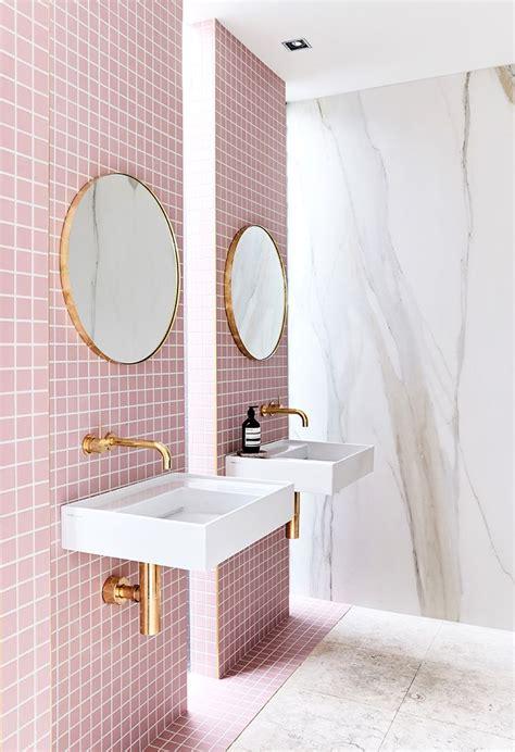 pink bathroom vanity best 25 pink marble ideas on pink marble