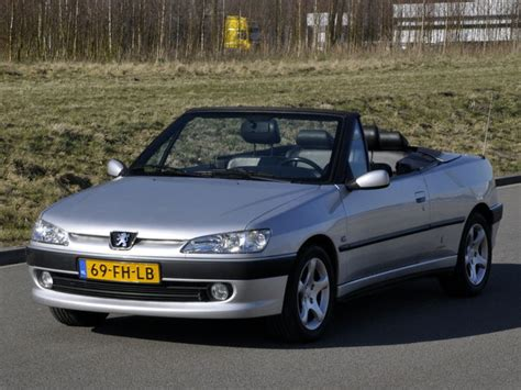 peugeot 306 convertible peugeot 306 convertible 2 0 16v 2000 catawiki