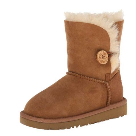 ugg bailey button boots toddlers world shoeskids
