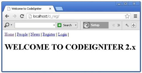 layout view codeigniter build a full featured login and registration system with
