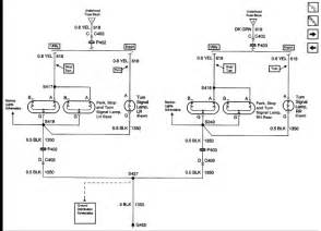need a wire diagram for 2002 chevy s 10 for stop lights backup