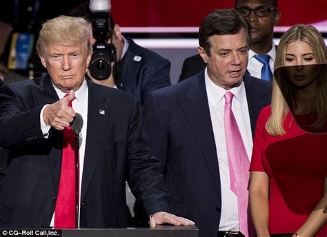 Paul Manafort Search Warrant Calls Fbi Raid On His Ex Caign Tough Stuff Daily Mail