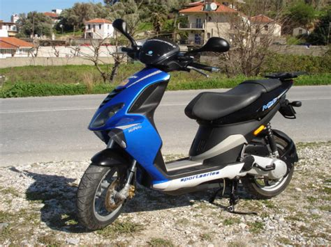 select a motorbike at memory samos rent a scooter