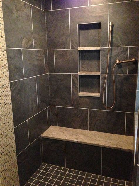 walk in shower designs with bench romanelli hughes 2013 master bathroom walk in shower i