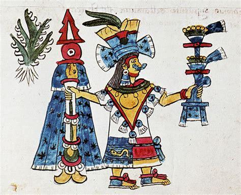 Aztec Wardrobe by Mexicolore