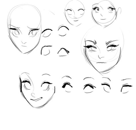 drawing faces refrences for drawing on glen keane character