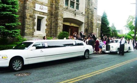 limo companies nyc new york city wedding limousine nyc wedding limo service