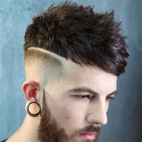 pictures of nice faded punk haircuts 53 slick taper fade haircuts for men men hairstyles world