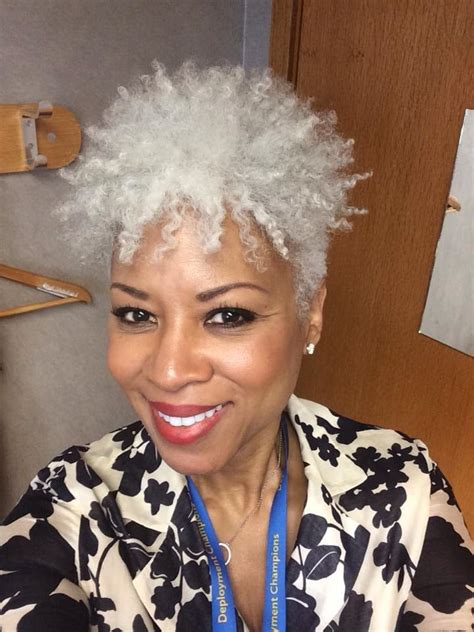african american silver hair styles 789 best images about black silver on pinterest