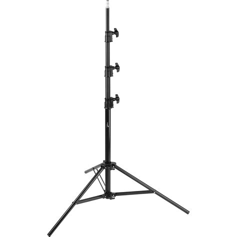 stand in the light impact pro light stand 10 8 black lsp k10 b h photo