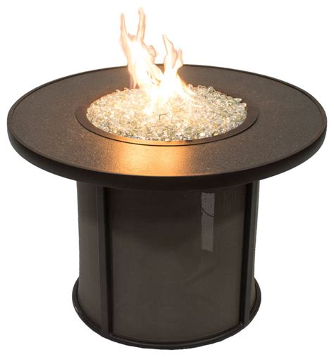pits direct outdoor great room stonefire pit table traditional