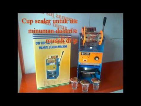 Harga Sealer Cup by Cup Sealer Eton Harga Promo Rp 690 000 I 082314437733