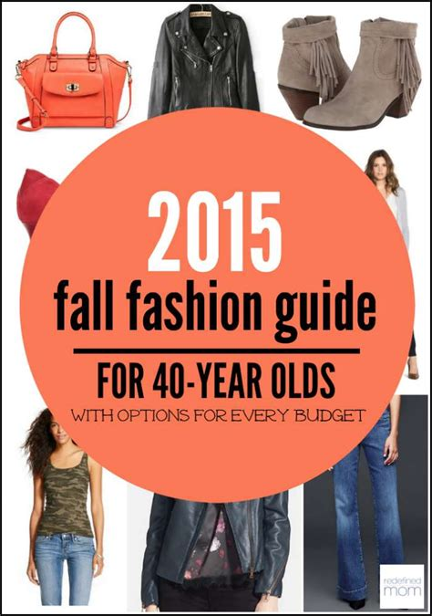 outfits for 40 year olds style over 35 here is a 2015 fall fashion guide for 40