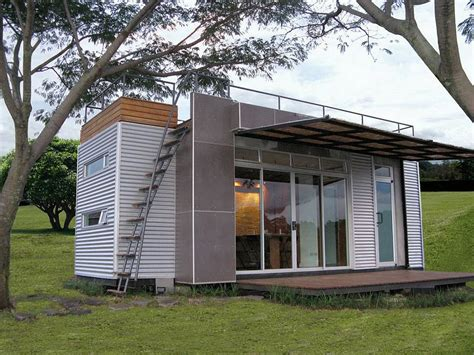 casa c 250 bica a tiny container home small house bliss