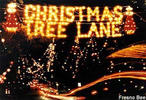 christmas tree lane fresno ca