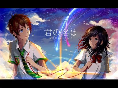 film anime kimi no na wa your name kimi no na wa review highest grossing anime