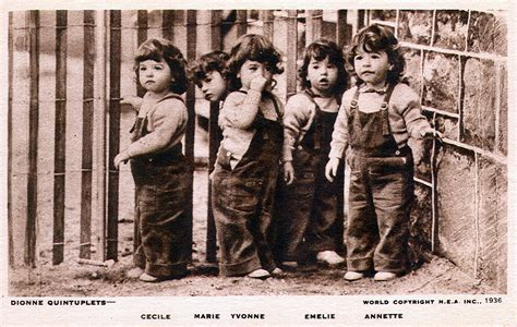 1000 images about dionne quintuplets on pinterest annette o toole ontario and infancy