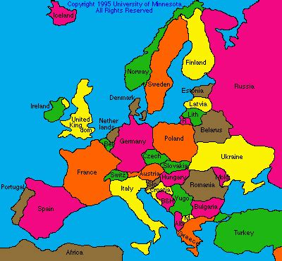 Yahoo Search Europe Map Europe Countries Yahoo Image Search Results A Conaitre Les Continents Du