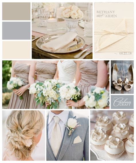 wedding trend neutral wedding colors copy world