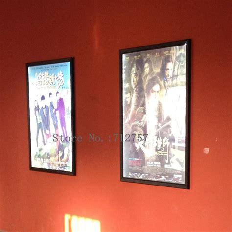 light up poster frame 2017 poster light box display frame cinema lightbox