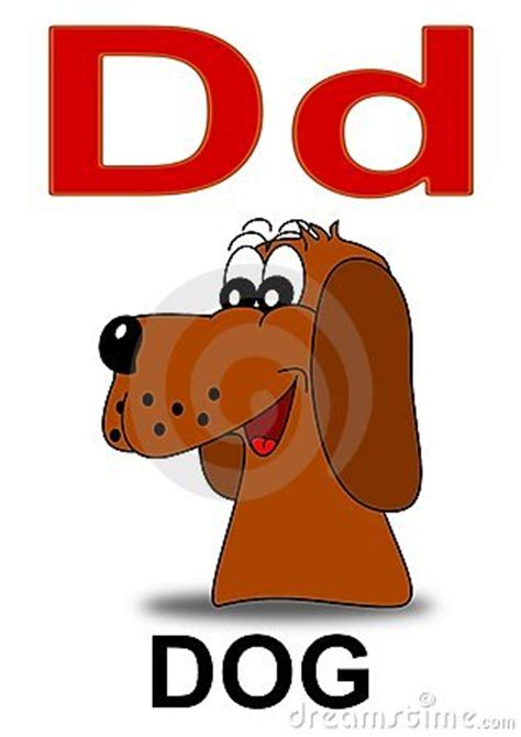 letter  dog royalty  stock photo image