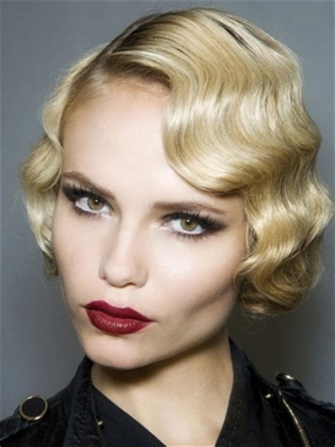 finger wave bob finger wave hairstyles haircuts hairdos careforhair