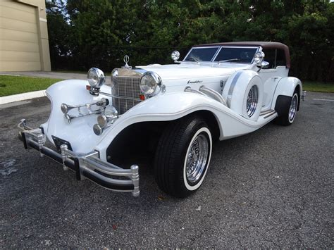 Excalibur Auto by 1981 Excalibur Phaeton Series Iv Sold