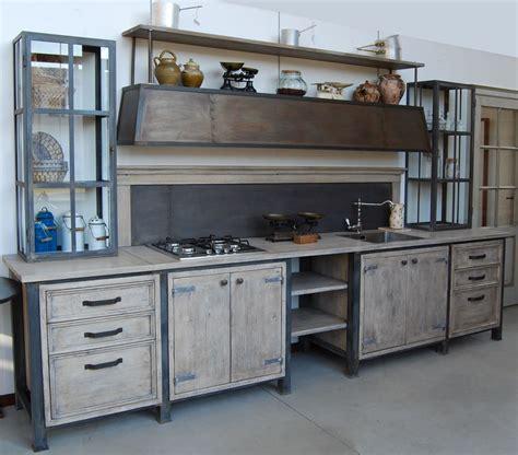 cucine chic cucina industriale industrial chic cucine belli