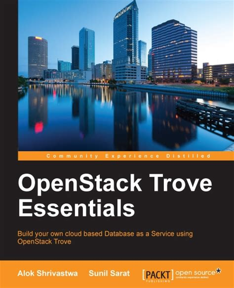 your own to be a service openstack trove essentials packt books