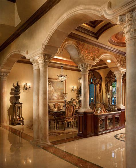 raj residence mediterranean dining room