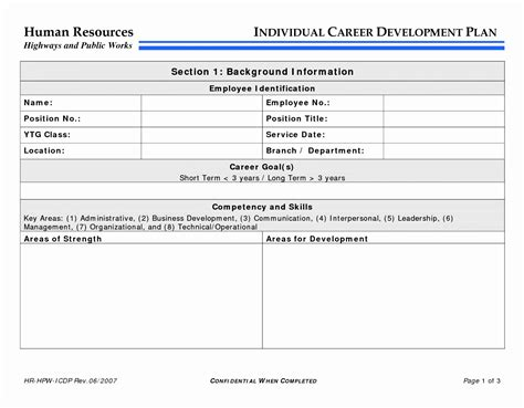 five year career development plan template five year career development plan template erieairfair