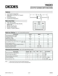 ky capacitor datasheet 1n6263 datasheet schottky diode 28 images schottky diode pdf datasheet 28 images bat54