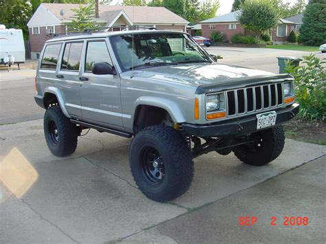 jeep cherokee 2001 cchark 2001 jeep cherokee specs photos modification info